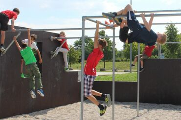 Parkour Camp Krems