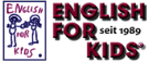 Logo English For Kids
