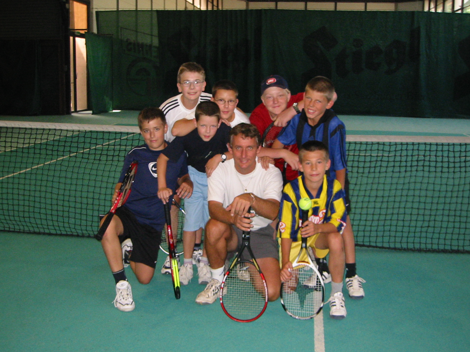 Tenniscamp Wien